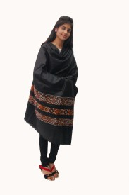 Unnati Wool Printed Women's Shawl