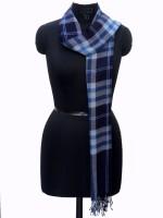 Dealtz Wool Checkered Women's Shawl