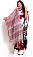 Aapno Rajasthan Pashmina Striped Women's Shawl