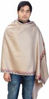 Little India Cotton Self Design Men's Shawl