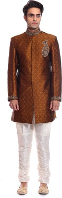 Tag 7 Star Embroidered Sherwani