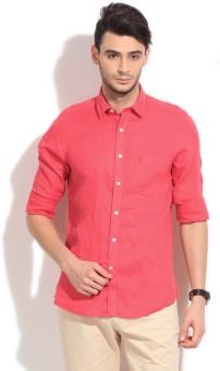 Allen Solly Men's Solid Casual Shirt