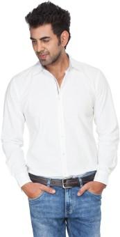 Zovi Men's Solid Casual Shirt