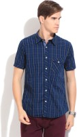 Lee Cooper Men's Checkered Casual Shirt