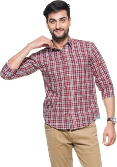 Zovi Men's Checkered Casual Shirt - SHTE87EUSMJBZZHV