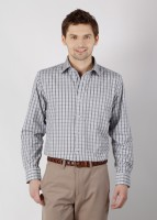 Azziano Men's Checkered Casual Shirt