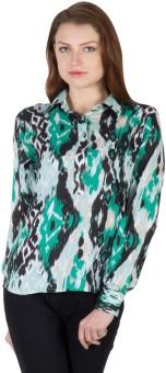 Famous FAMOUSSHIRT2022 Women's Graphic Print Casual Shirt