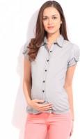 Morph Maternity Women's Striped Casual Shirt