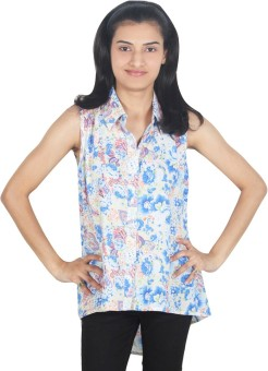 Forever Fashion Sugandha Women's Printed Casual Shirt