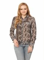Oxolloxo Women's Printed Casual Shirt - SHTE2JZTTHFS3C2B