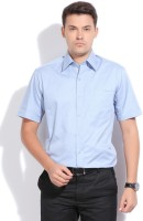 John Players Men's Solid Formal Shirt - SHTDZB7XPNYY6VPA