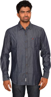 Classy Casuals Men's Printed Casual Shirt