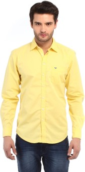 Red Tape Men's Solid Casual Shirt