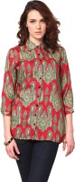 Love From India Women's Printed Casual Shirt