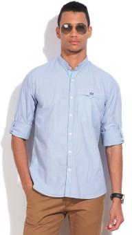 Van Heusen Sport Men's Solid Casual Shirt