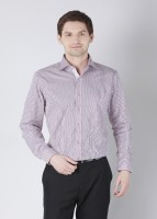 Azziano Men's Striped Formal Shirt