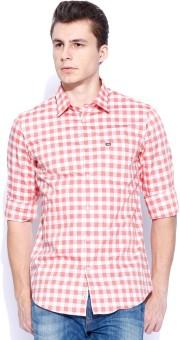 Arrow Sport Men's Checkered Formal Shirt