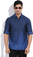 The Indian Garage Co. Men's Printed Casual Shirt
