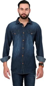 Urban Republic Men's Solid Casual Shirt