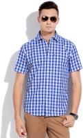 Arrow Sport Men's Checkered Casual Shirt