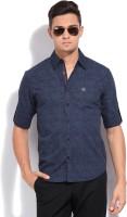 Status Quo Men's Printed Casual Shirt
