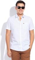 Arrow Sport Men's Solid Casual Shirt