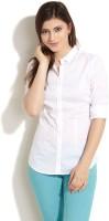 GAS Women's Solid Casual Shirt