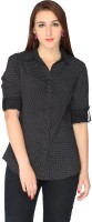 Max Women's Polka Print Casual Shirt - SHTEYUNPQNYJV4E5