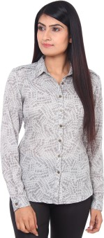 Mallika Stylish Appeal Women's Printed Casual Shirt