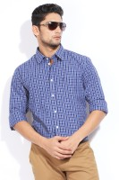 Indian Terrain Men's Checkered Casual Shirt - SHTDVJ9BSJU5AG4G