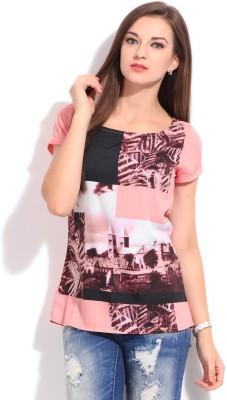 Bossini Bossini Women's Printed Casual Shirt (Multicolor)