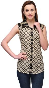 Shakumbhari Stylish And Elegant Women's Printed Casual Shirt