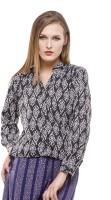 Being Fab Women's Geometric Print Casual Shirt