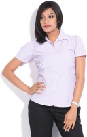 Style Quotient By Noi Women's Checkered Formal Shirt