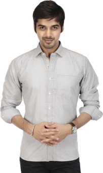 Acropolis By Shoppers Stop Men's Checkered Formal Shirt - SHTEBXXZKQYNYEYJ