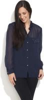 Liebemode Women's Solid Casual Shirt