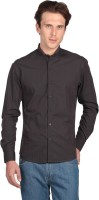 John Players Men's Solid Party Shirt