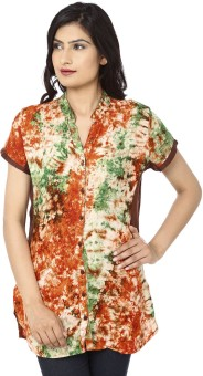 India Inc Stylish Make Women's Printed Casual Shirt