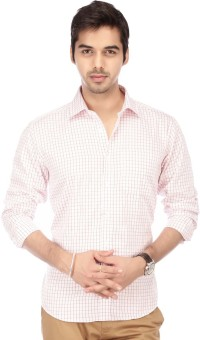 Stop By Shoppers Stop Men's Checkered Formal Shirt