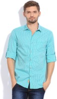 The Indian Garage Co. Men's Checkered Casual Shirt - SHTEFFFEHQVYMZK2