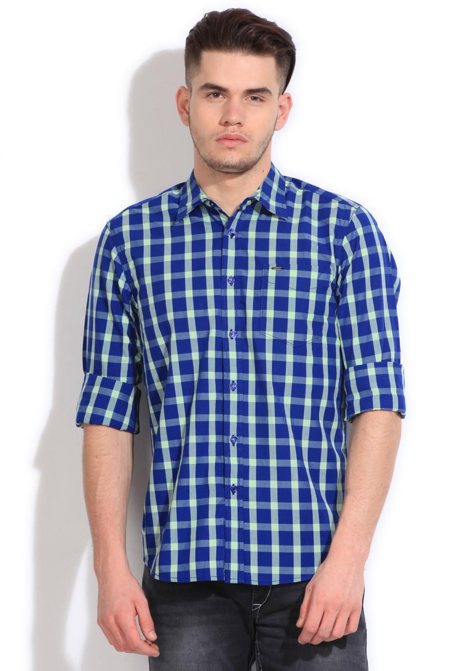 Flipkart - Shirts for Men Flat 55% Off