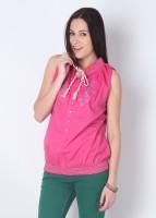Numero Uno Women's Solid Casual Shirt