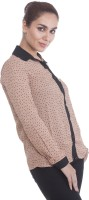 Revoure Women's Printed Casual, Formal Shirt - SHTDYBUKGTJHCZZW