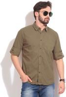 Indian Terrain Men's Solid Casual Shirt - SHTDVJ99VNSGQXWX