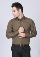 Dolce & Gabbana Men's Solid Casual Shirt