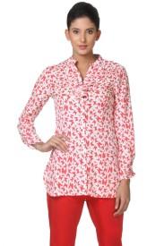 Kaaryah Women's Printed Formal Shirt