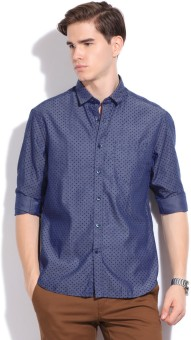 CODE CASUALS Men's Printed Casual Shirt