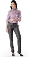 Bombay High Women's Checkered Casual Shirt - SHTDUA8DSGFGCWSY