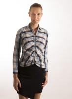 Bombay High Women's Checkered Casual Shirt