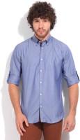 Arrow Sport Men's Self Design Casual Shirt